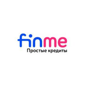 Логотип finme