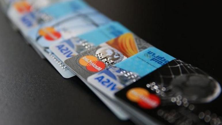 Различные кредитные карты