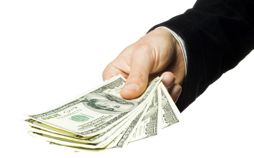Кредитор выдает экспресс кредит