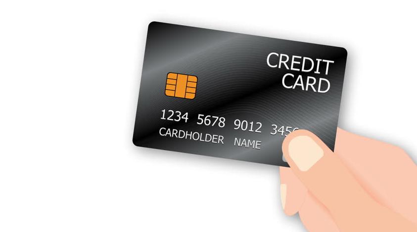 Банковская карта для микрокредита
