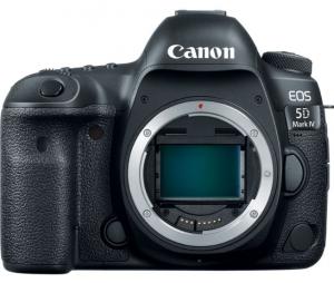 Canon eos 5d mark iv body в кредит