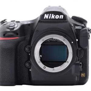 Фотоаппарат Nikon D850 Body в рассрочку