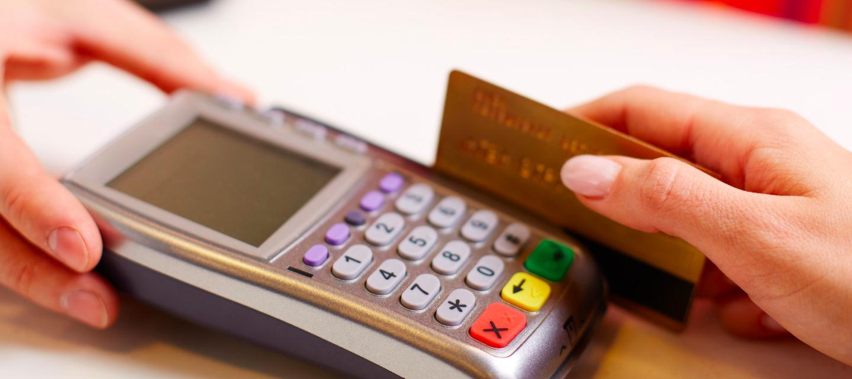 Обработка транзакций по кредитным картам