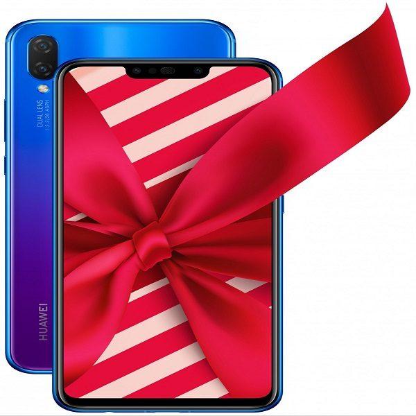 Купить в кредит смартфон Huawei