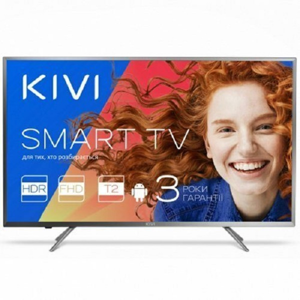Купить в кредит телевизор KIVI 40FR50BU